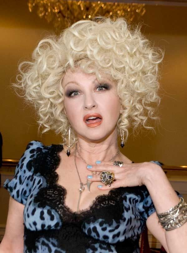 17 Best Images About Cyndi Lauper On Pinterest