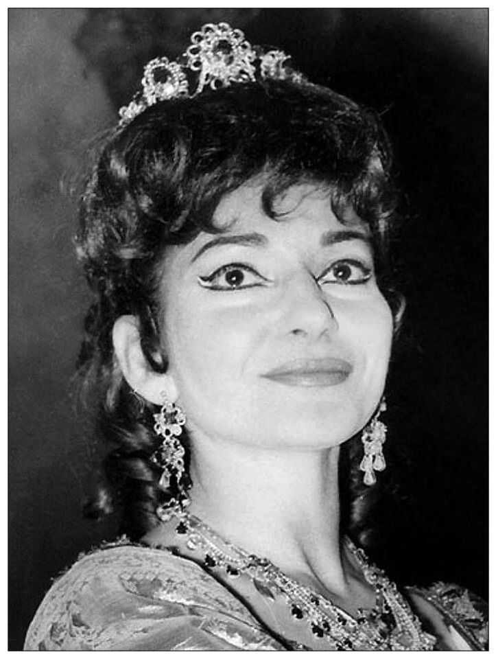 1000 images about callas on pinterest maria callas - Callas casta diva ...