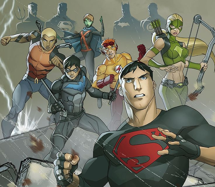 Young Justice: Legacy Canceled On Wii and Wii U