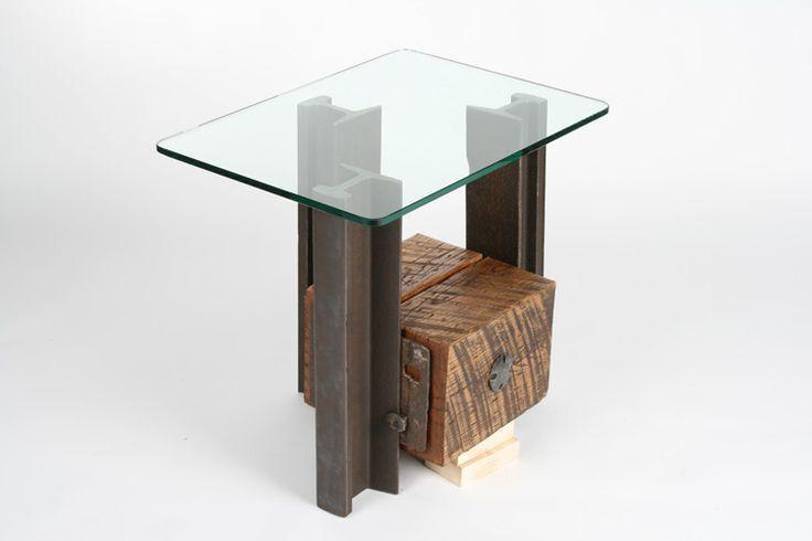 Third Rail Tables - Designer Furniture Nashville - Custom Furniture - Artisan Designed - Craftsman Built Furniture - Nashville