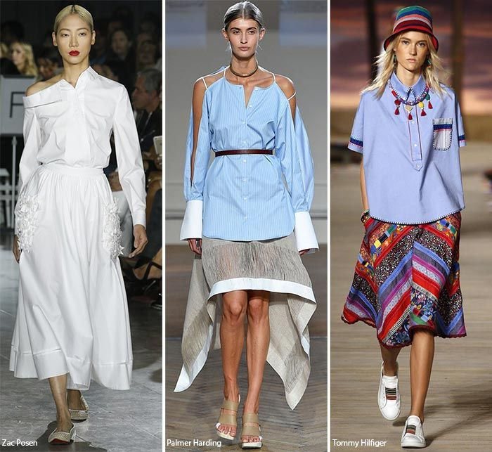 Spring/ Summer 2016 Fashion Trends