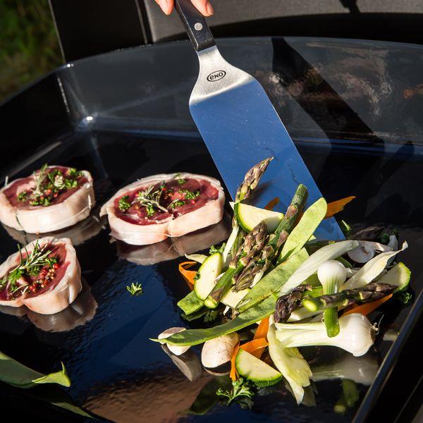 Gammes 2019 Ustensiles Plancha Eno Spatules En Inox Pour Cuisiner Facilement A La Plancha Plusieurs Modeles De Spatules Cuisine Decoration Cuisine Ustensile