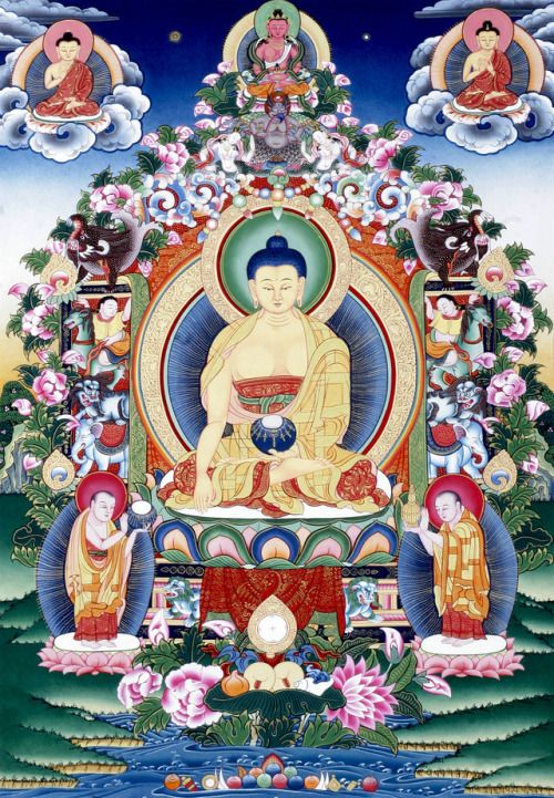 Visuddhimagga - The Path of Purification - The Classic Manual of #Buddhist Doctrine and #Meditation