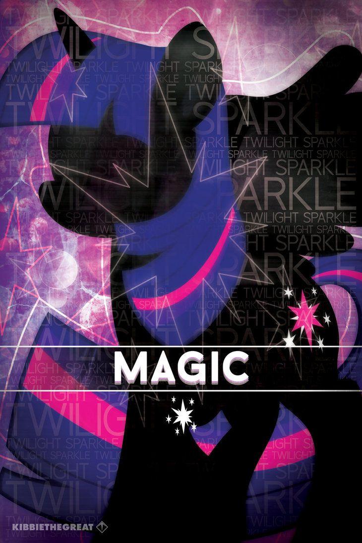 The Purple One - [BronyCon 2015 Print] by KibbieTheGreat.deviantart.com on @DeviantArt