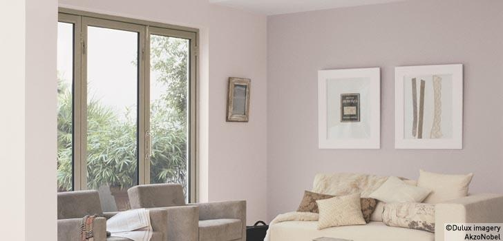 Nearly right colour- Mellow Mocha (Dulux). Ideally have Oyster Cove 5 Dulux.
