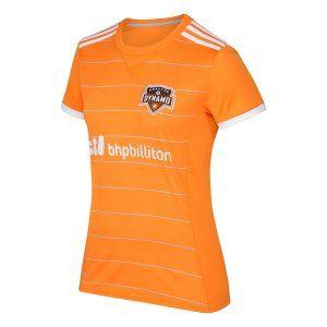 2017 Cheap Women Jersey Houston Dynamo Home Replica Football Shirt [AFC55]