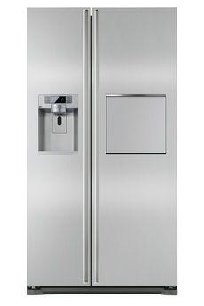 Refrigerateur americain Samsung RS61782GDSP Frigo 402 L congél 213 L Dimensions HxLxP : 178x90,8x68,7 cm 2000€