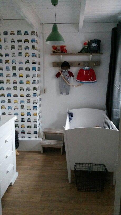 Babykamer jongen klein studio ditte
