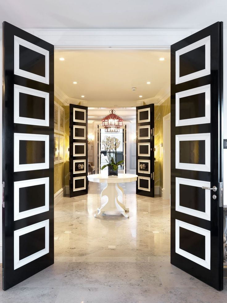 Interior House Doors - Doors For Modern Design and Home Decor