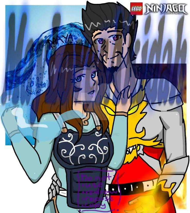 картинки ниндзяго майя и рэйчел барабань