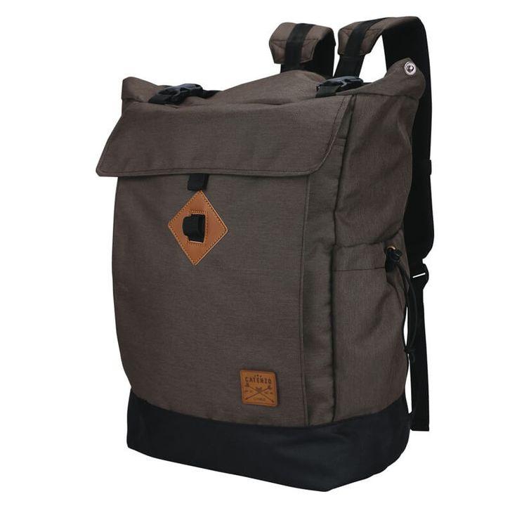Tas Ransel Laptop / Backpack Casual Unisex Pria Wanita - MB 001. Produk fashion handmade asal Bandung dengan bahan nyaman digunakan, desain trendy dan tidak pasaran. Membuat tampil percaya diri.   #cafewebstore #Catenzo #tas laptop #Tas Ransel #tas sekolah #Tas Travel