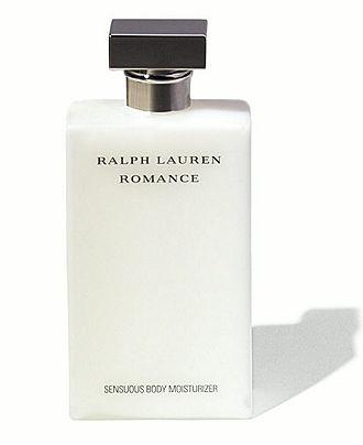 Polo Ralph Lauren Romance for Her Sensuous Body Moisturizer, 6.7 oz. -  Perfume -