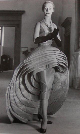 Nove Gonne (Nine Skirts) Roberto Capucci 1956.
