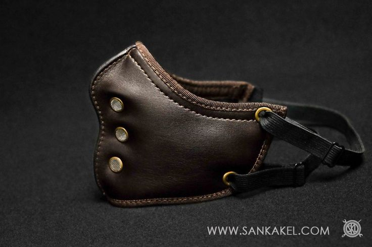 MASQUE MENPO / ZOB x SANKAKEL www.sankakel.com/