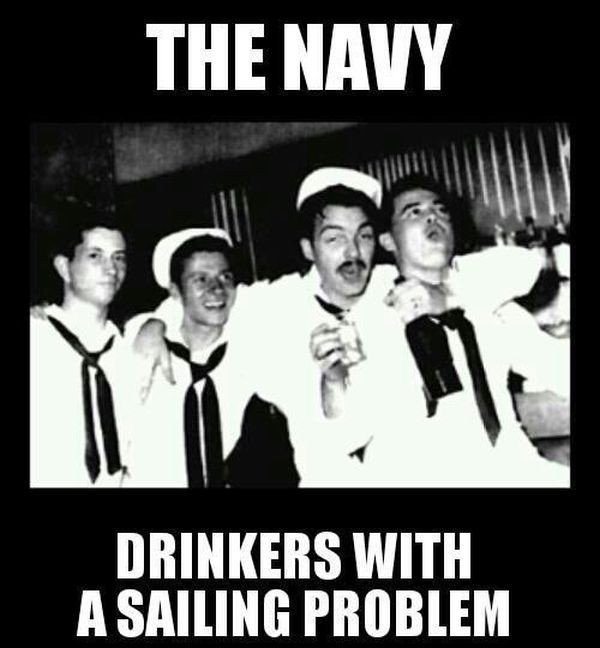 The Navy - Military humor