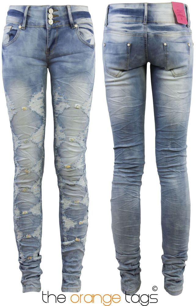 1000  images about Jeans &amp Trousers on Pinterest | Woman