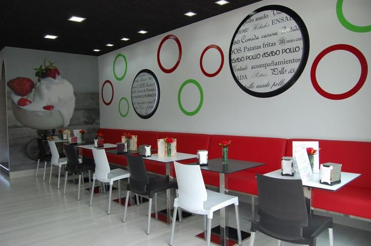 Decoracion Cafeteria Pasteleria Buscar Con Google