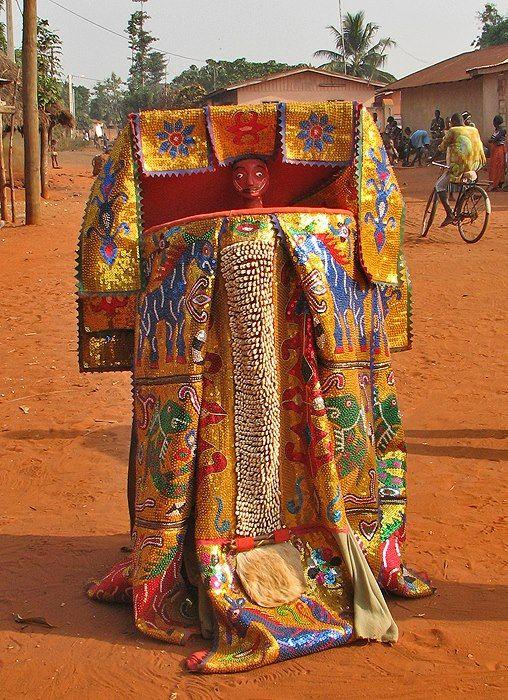 Egungun Art Culture | Yoruba people of Nigeria | Pinterest ...