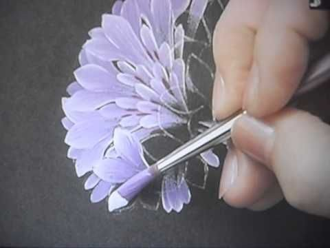 Peony painting ヤグルマソウ - YouTube. Please also visit www.JustForYouPropheticArt.com for colorful-inspirational-Prophetic-Art and stories. Thank you so much! Blessings!