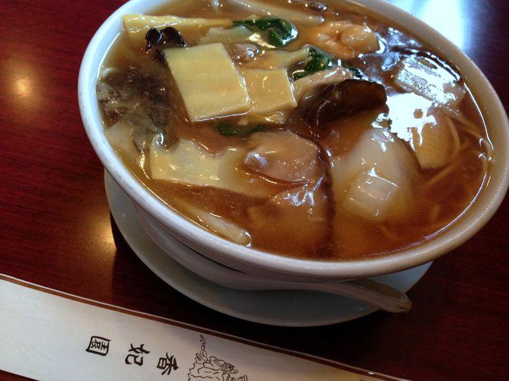 Gomoku soba from Kohien @ Roppongi   by Fuyuhiko