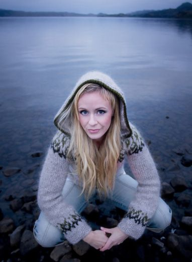 She's amazing.  Love her sweaters and photography