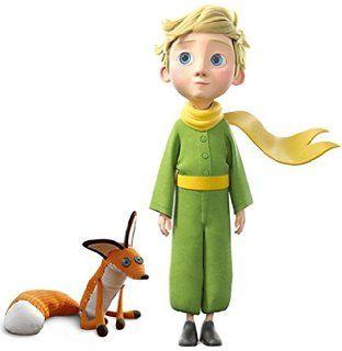 Le Petit Prince - Figurines - le Petit Prince et le Renard