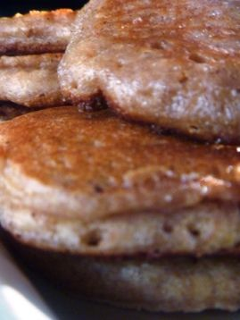Sprouted Flour Pancakes