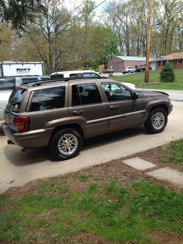 15 best My ride is a 02 Jeep Grand Cherokee but love all years