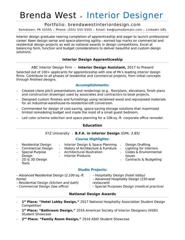 Professional Resume Cover Letter Sample scope of work