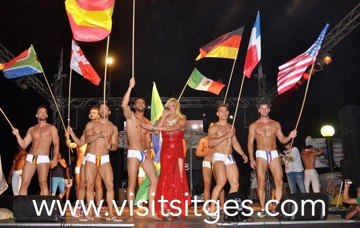 Sitges Gay Pride http://www.visitsitges.com/en/fiestas-y-tradiciones/81-sitges-gay-pride