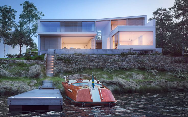 Strom Architects Private House