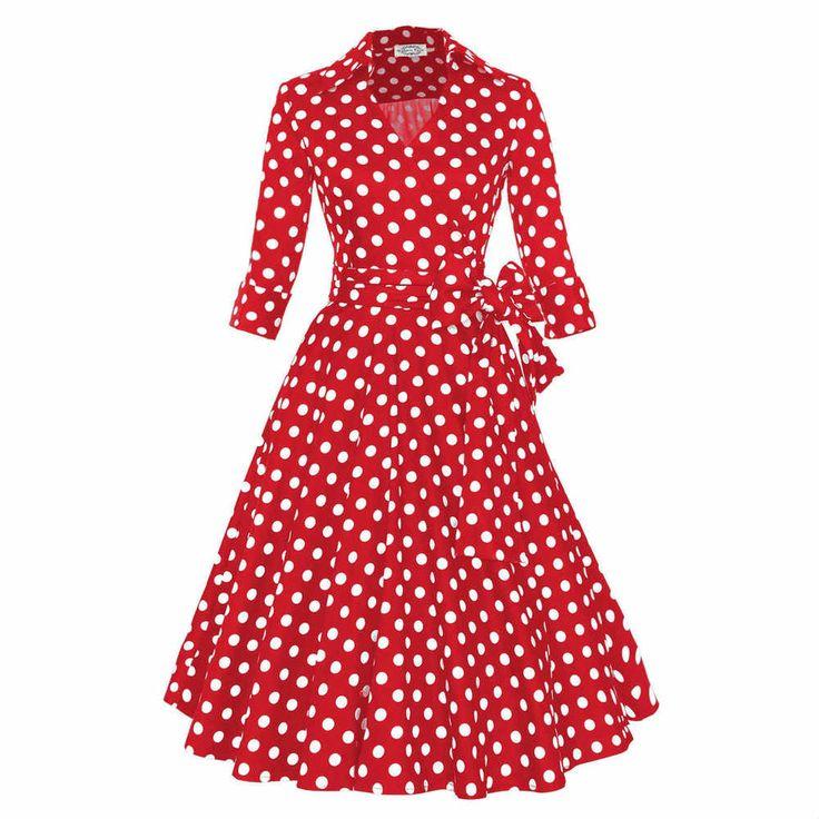 Audrey Hepburn style vintage belt tunic big swing ball gown dress robe vestidos women casual retro 50s 60s dresses