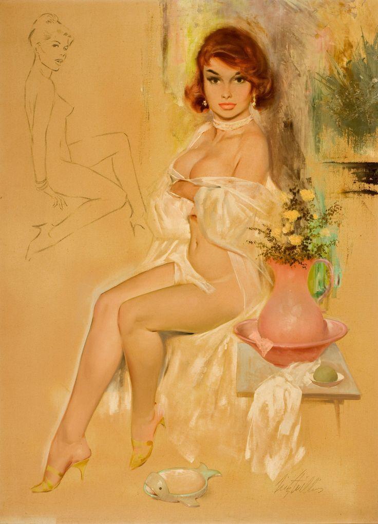 Fritz Willis: Vintage Illustrations, Classic Pinup, Pin Up Art, Pinup Girls, Pinup Divas, Pinup Art, Fritz Willis, Pin Up Girls, American Girls