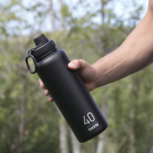 Insulated Stainless Steel Water Bottle | Takeya