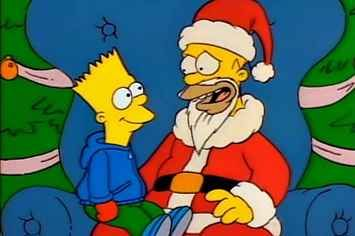 "Can You Ace This ""Simpsons"" Christmas Episode Quiz?"
