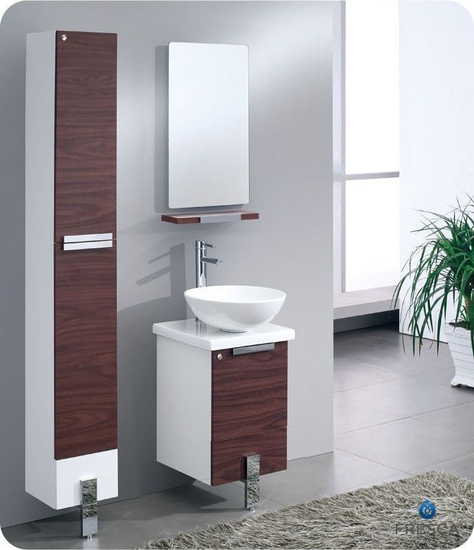 Best Modern Bathroom Vanities Images On Pinterest Bathroom - 18 depth bathroom vanity for bathroom decor ideas