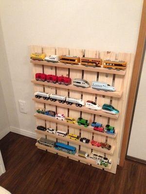 すのこを使って作る壁掛け収納 : 【アレンジ術】お手軽!簡単!すのこでDIY実例集【すのこ家具】 - NAVER まとめ