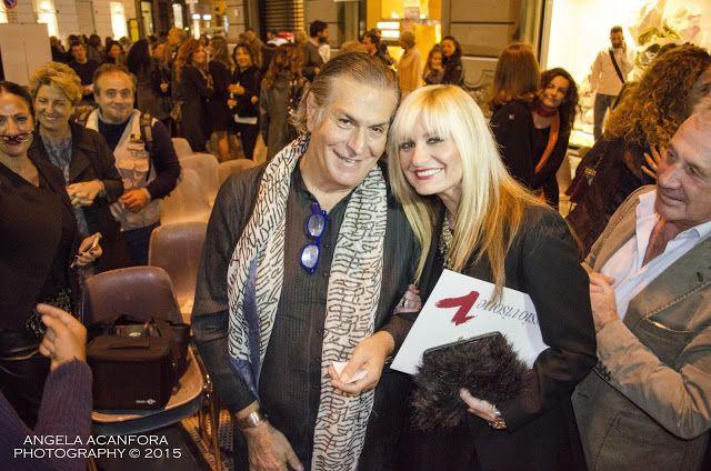 On Magazine #AngelaAcanfora: Trent'anni di stile, Alessio Visone presenta La do...