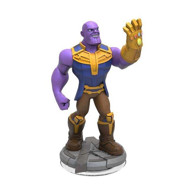 Thanos Disney Infinity Artfan Disney Infinity Characters Disney