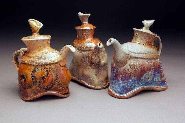 1000 Images About Pottery Pouring Vessels Iv On Pinterest