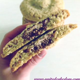 I've tried and tested this recipe and the cookies came out BEAUTIFUL! The Double Decker is my favourite chocolate bar and this was the only recipe I could find using them. Delish.