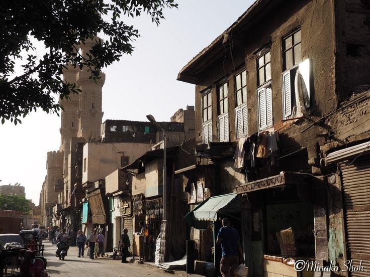 Islamic Cairo, Cairo, Egypt May2016 Olympus OM-D E-M1 エジプト、カイロ、イスラム地区…