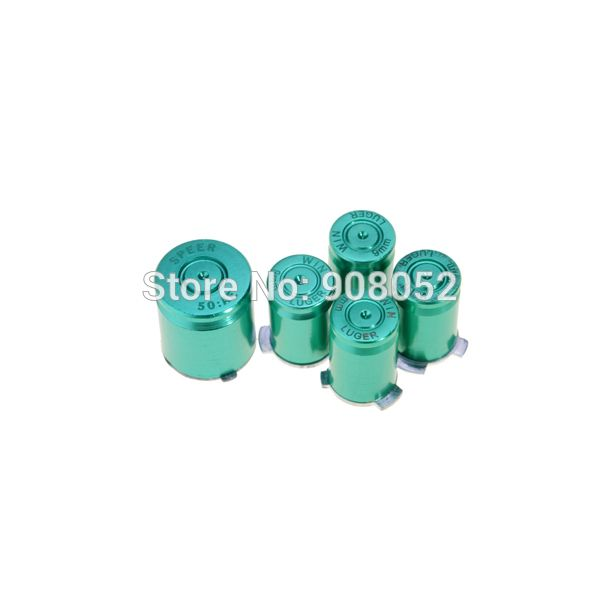 Hot Selling Original Mod Green Button Kits For Xbox 360 Controller Buttons With ABXY + Guide US $75.75 To Buy Or See Another Product Click On This Link  http://goo.gl/EuGwiH