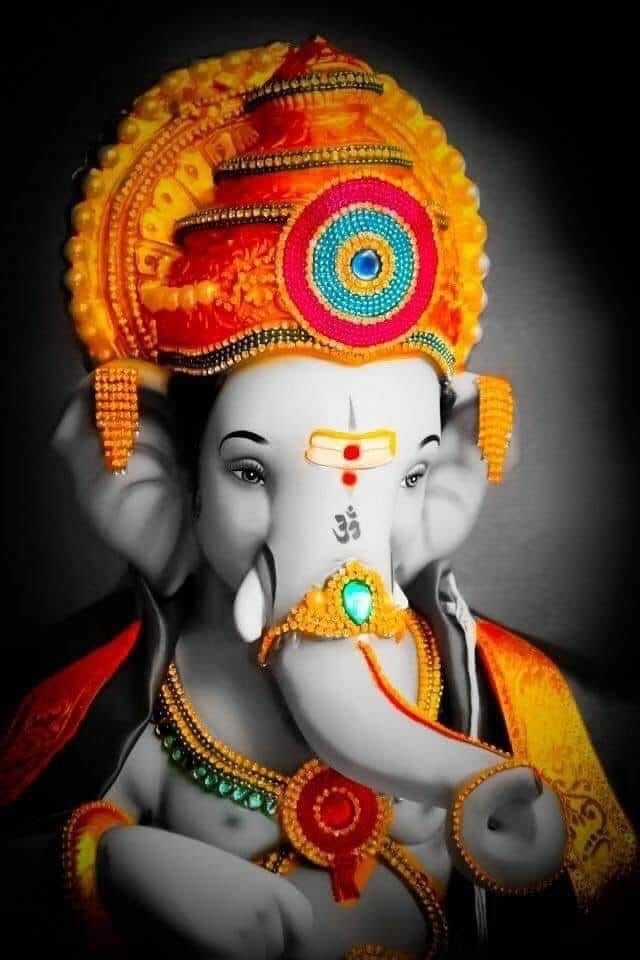 Ganesh Ganesh Wallpaper Ganesh Chaturthi Images Hanuman Wallpaper
