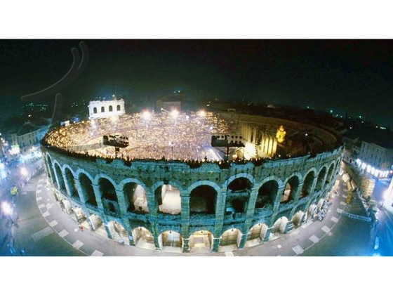 Arena di Verona, opera.