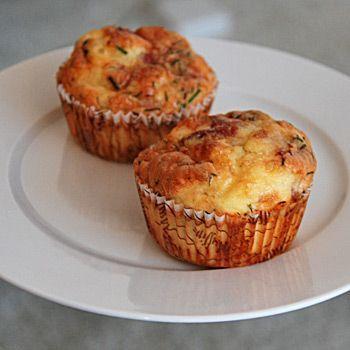 Recept frukostmuffins