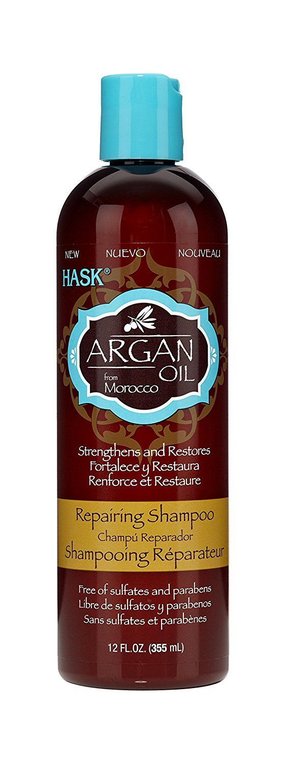 Hask Argan Oil Reparing Shampoo - 12 oz -- To view further for this item, visit the image link.