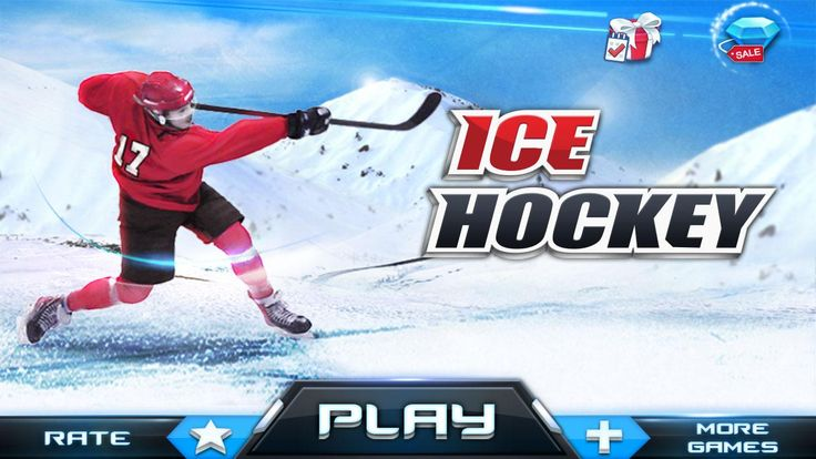 The purpose of this hockey online friv game for 2 players – to score as many goals in 3 minutes. Try to defend their own gate.