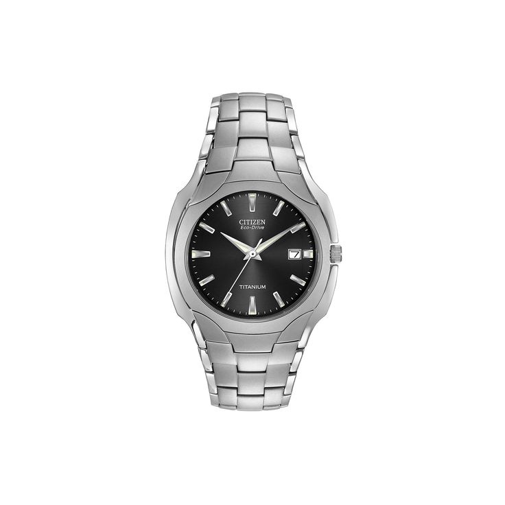 Citizen Eco-Drive Men's Titanium Watch - BM6560-54, Size: Medium, Grey