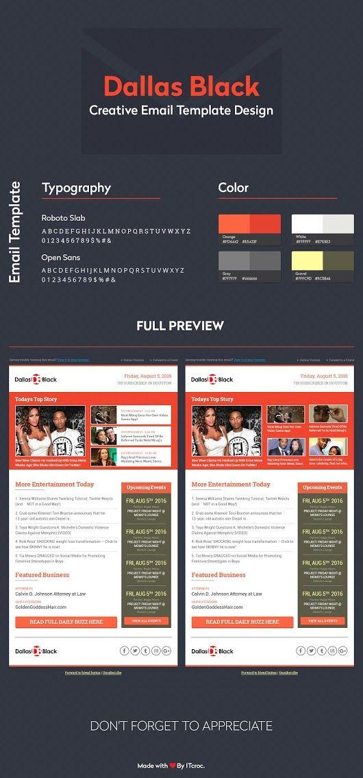 Creative E-mail Template #emailmarketing https://www.behance.net/gallery/4199?utm_content=buffer39385&utm_medium=social&utm_source=pinterest.com&utm_campaign=buffer... https://plus.google.com/116646728198999013591/posts/Q6sXiGp5AKd?utm_content=buffer1fe5e&utm_medium=social&utm_source=pinterest.com&utm_campaign=buffer